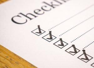 checklist-flag black pen